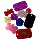 Pet Tags, ID Tags & Discs
