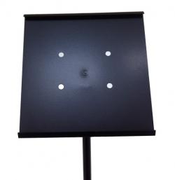 Metal Plaque Holder