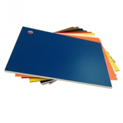 Matt Deep Blue Micro Laminate