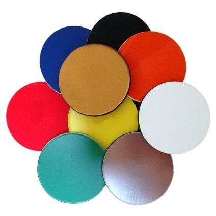 Plastic Discs 25mm Pack Of 20