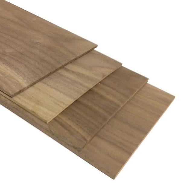 Solid Wood Sheets Walnut