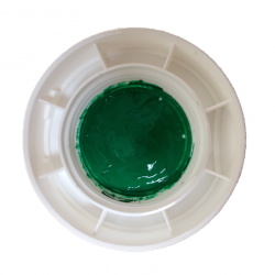 Green Acrylic Infill Paint