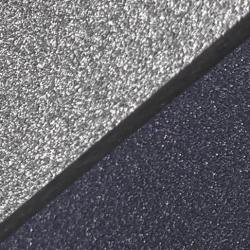 Glitter Acrylic, Sparkling Silver & Grey