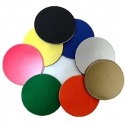 Discs, Plastic, 38mm (20 Pack)