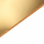 Gold Acrylic Mirror 3mm