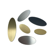 Trophy Plate Ovals