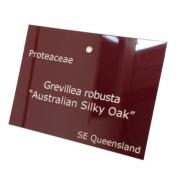 Gloss Burgundy External Label