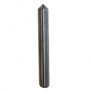 "Diamond Engraving Tools 1/8""x1"" 120° Conical"