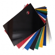 Gloss Black Hard Laminate