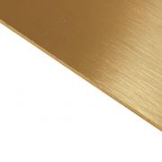 CZ120 Polished Engravers Brass Sheets