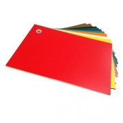 Matt Red Micro Laminate