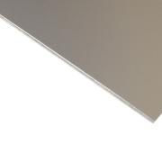 Anodised Aluminium Sheet, Silver Satin (Natural 100A)