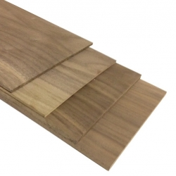 Solid Wood Sheets, Walnut