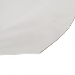White Modelling Acrylic Sheet